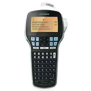 Dymo Labelmanager 420p High Performance Rechargeable Portable Label Maker With