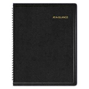 At a glance 1170950v05 Triple View Weekly monthly Appointment Book 8 1 4 X 10