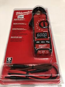 Milwaukee 2236 20 Clamp Meter For Hvac r