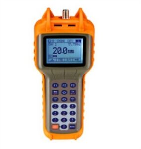 Ry 200 Tv Signal Level Meter Catv Cable Testing 46 870mhz Mer Ber Xl