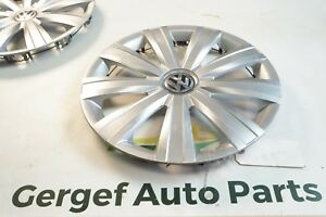 11 12 13 14 Vw Jetta 16 Hubcaps Wheel Cover Set Of 3 5c0601147 13852