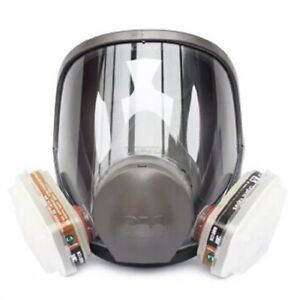 Respirator Supplied Fresh Air For Paint Spray Gas Filter Fed Full Face Mask K Cz