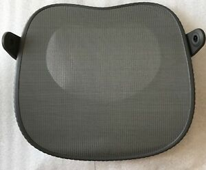 New Mirra Oem Herman Miller Fixed Front Seat Graphite Fits Mirra 1 And Mirra 2