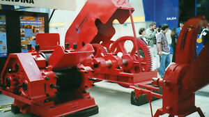 Sorghum Mill Sugarcane Mill Roller Press Juice Extractor Dewatering Mill