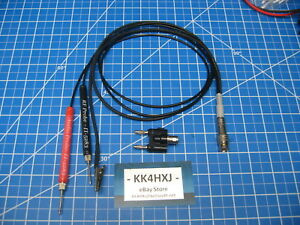 Custom Rf Audio Probe For Heathkit It 5283 Signal Tracer Assembled