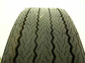 New Tire 8 55 15 Road King Deluxe 100 4 Ply Trailer White Wall 8 55x15 Ford
