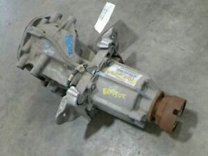 2014 Ford Explorer Rear Axle Differential 4x4