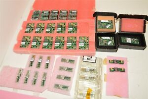35pc Lot Components Critical Power Dc Converter Module And Modems