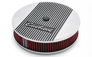 Edelbrock 4266 Air Cleaner Kit Elite Ii