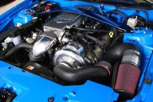 Paxton Ford Mustang Gt 4 6 3v 2010 Complete Novi 2200sl Supercharger Intercooled