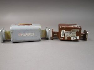 Mixed Lot Of 2 Waveguide Attenuator Wr62 Wr90