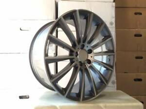 19 2015 Amg Rims Wheels Fits Mercedes Benz S Class S430 S500 S550 S400 S600 S55