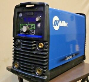 Tig Ac dc Stick Welder Dynasty 280 Series 208 To 575 Vac Used Best Offer