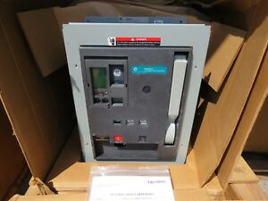 General Electric Wavepro Wpx 08 800a Low Voltage Power Circuit Breaker We3dspgxx