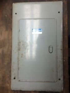 Pushmatic Ite Gould Siemens 200a Main Circuit Breaker Panel Cover