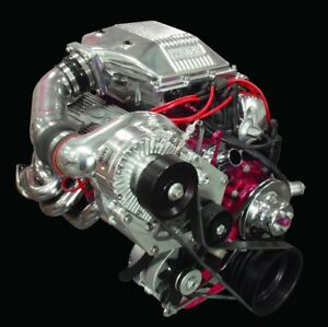 Paxton Mustang Sbf 260 289 302 64 68 Passenger Carbureted Novi 1200 Supercharger