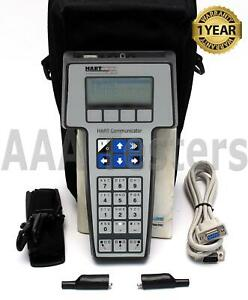Hart 275 Field Communicator 275d9ei0d0000 Fisher Rosemount 00275 0013 0001