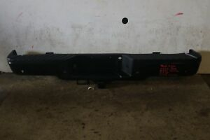 2009 2010 2011 2012 2013 2014 Ford F150 Rear Bumper With Sensor Holes