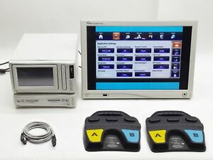 Stryker Endoscopy Sdc3 Management System wise 26 Display Iswitch foot pedal