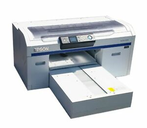 Epson Surecolor F2000 Sc f2000 Direct to garment Dtg T shirt Printer K241a
