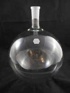 Aldrich Glass 5000ml Round Bottom Flask Single neck 24 40 St Joint Z418595
