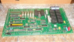 Vendo Usi Selectivend Model Cd7 5 Computer Control Service Board Refurbished