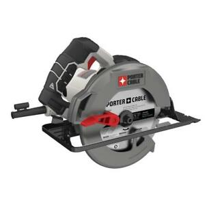 Pce300 Porter cable 7 1 4 in 15 amp Corded Circular Saw With Steel Shoe