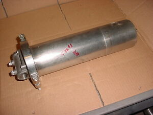 10 Inch Cartridge Filter Cuno Betafine D Stainless Steel