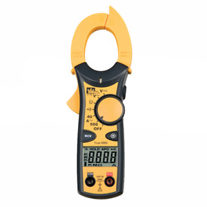 Ideal 61 744 Clamp pro 600 Aac Clamp Meter W Ncv