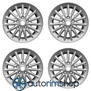 Chrysler Town Country 1999 2000 16 Factory Oem Wheels Rims Set