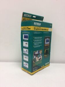Extech Gx900 True Rms Graphical Multimeter With Bluetooth