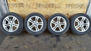 Bmw E83 X3 17 Inch 17 Set Of Wheel Rims Tires Hollander 59450 36113401200 Oem
