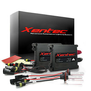 For 1990 2017 Ford F150 Xentec Hid Xenon Light Conversion Kit 35w 55w 50000lm