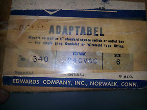 Adaptabel 340 New In Box 6 240v Bell a9