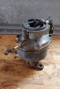 Rochester Carburetor Type B 1932 1953 Chevrolet Gmc Pickup Truck