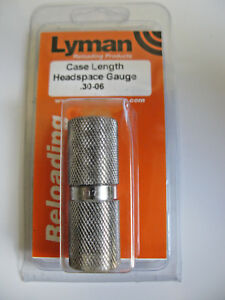 Lyman 7832320 Rifle Case Length Headspace Gauge .30-06 - New