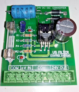Us Filter Control Systems Output Module 24v Dc dc Converter 96032665
