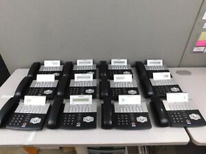Lot Of 12 Samsung Officeserv Ds 5021d Office Phones
