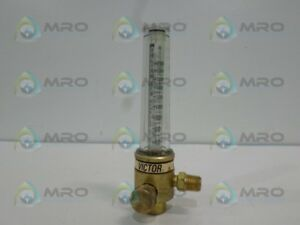 Victor Fm157 Flowmeter New No Box