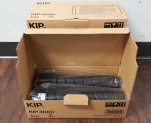 Kip 3000 103 Kip 3000 Toner 2 pack Toner Cartridge 2x300g z050970010