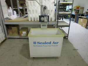 Fill air Nts 20611 Sealed Air Packaging System W basket User s Manual