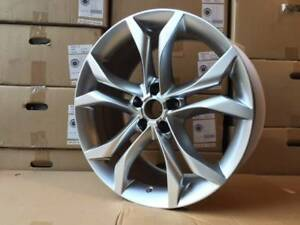 20 Silver Audi Sq5 Style Wheels Rims Vw Rabbit Tiguan Q5 5x112 5 Lug
