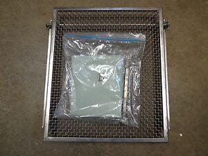 John Deere Unstyled Us B Br Bo Radiator Guard And Curtain