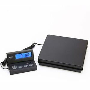 Smart Weigh Digital Heavy Duty Shipping Postal Scale Durable Stainless Cord Lcd