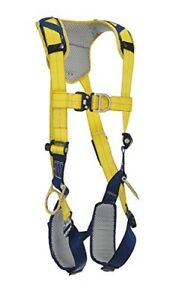 Fall Arrest Kit Safety Protection Full Body Harness deltacomfort 1100681