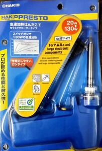 Soldering Iron The Hakko 981f v22 Presto Dual power 20 130 W 220v