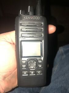 Kenwood Nx 5400 Digital Portable Transceiver P25 700 800mhz