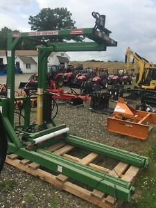 Farm land 550 Round Bale Wrapper 3 Point Hitch