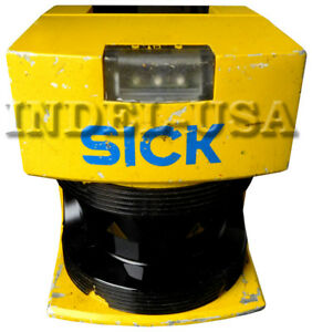 Sick Pls101 312 Laser Scanner Sensor As is Part Or Repair