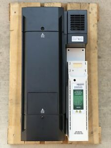 New Emerson Control Techniques M400 074 Unidrive M Variable Speed Drive 75hp